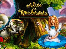Игровой слот Alice In Wonderland