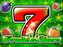 Встречайте популярные Fruits'N'Stars теперь в онлайн Casino Champion
